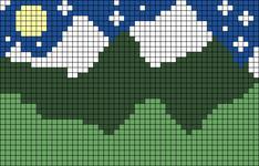 Alpha pattern #81914 variation #148657