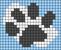 Alpha pattern #80910 variation #148671