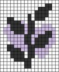 Alpha pattern #80907 variation #148700