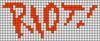 Alpha pattern #547 variation #148787