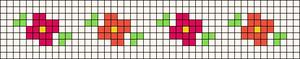 Alpha pattern #19236 variation #148828