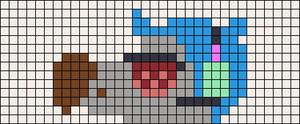 Alpha pattern #74772 variation #148970