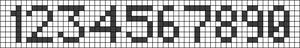 Alpha pattern #9447 variation #148984