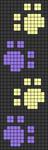 Alpha pattern #74916 variation #149019