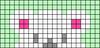 Alpha pattern #56159 variation #149030
