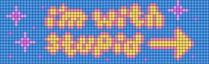 Alpha pattern #76569 variation #149170