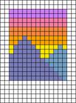 Alpha pattern #44998 variation #149237