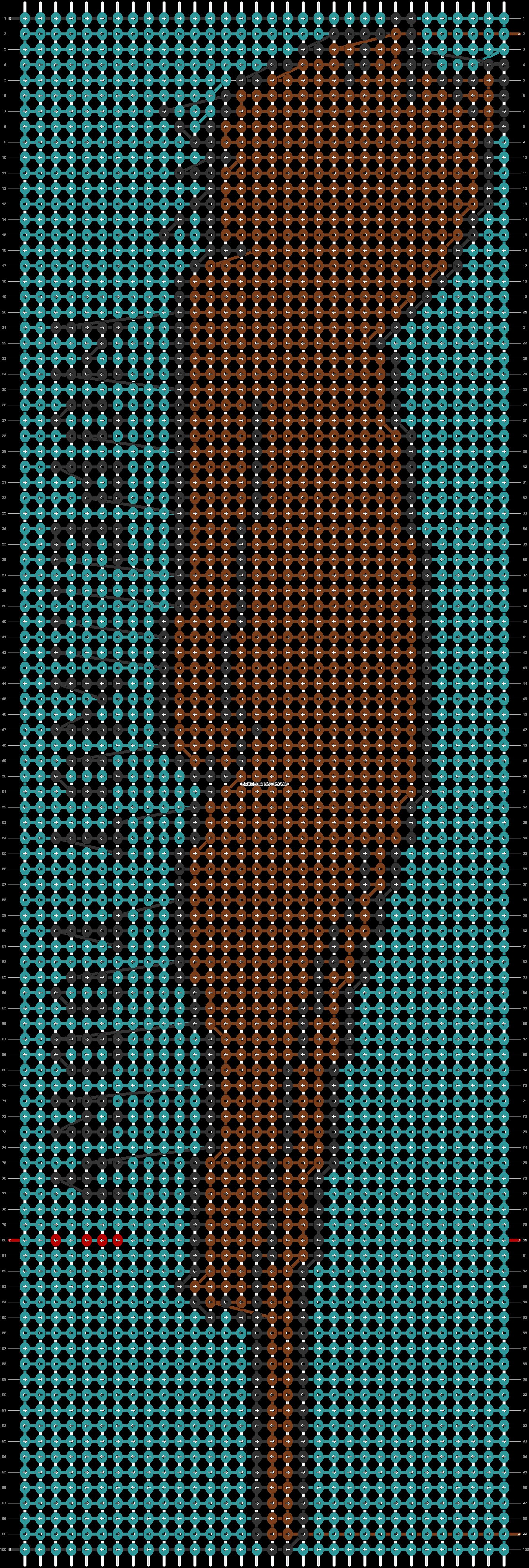 Alpha pattern #81520 variation #149265 pattern