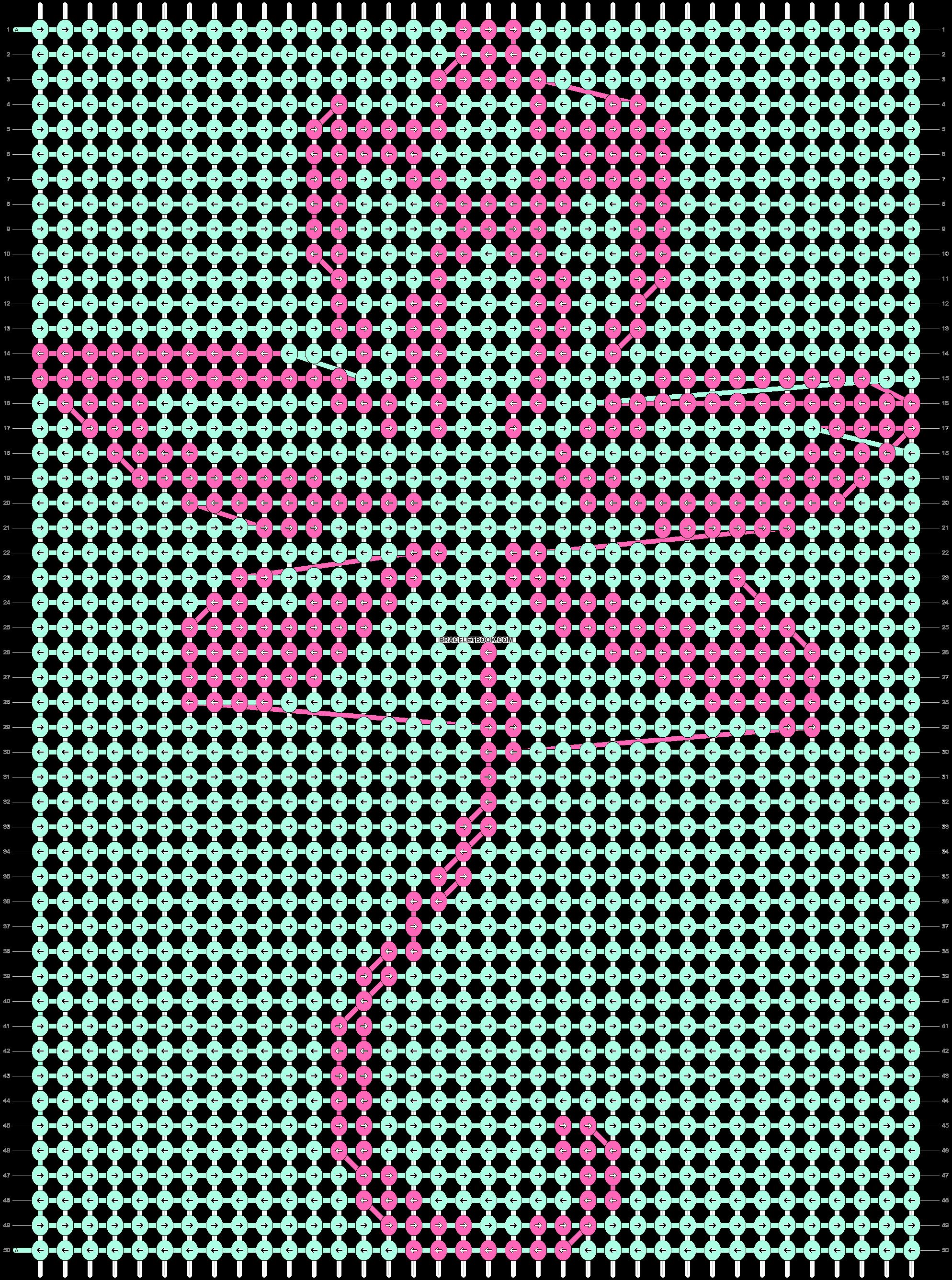 Alpha pattern #82378 variation #149301 pattern