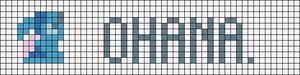 Alpha pattern #11985 variation #149341