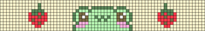 Alpha pattern #82363 variation #149388
