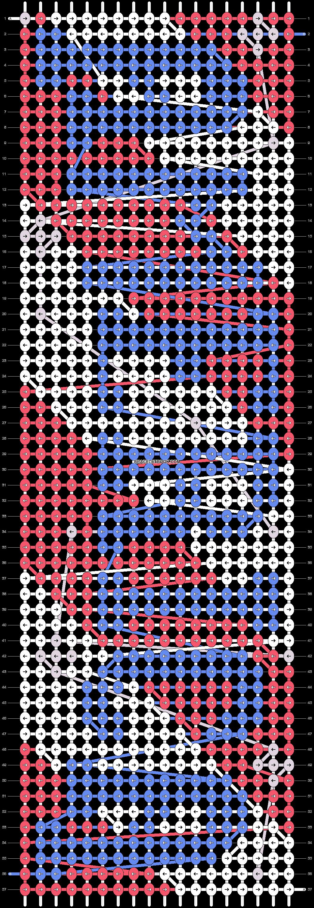 Alpha pattern #74097 variation #149464 pattern