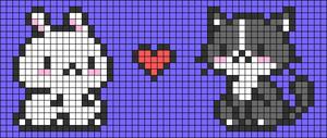 Alpha pattern #33499 variation #149500