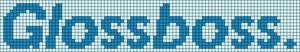 Alpha pattern #75237 variation #149523
