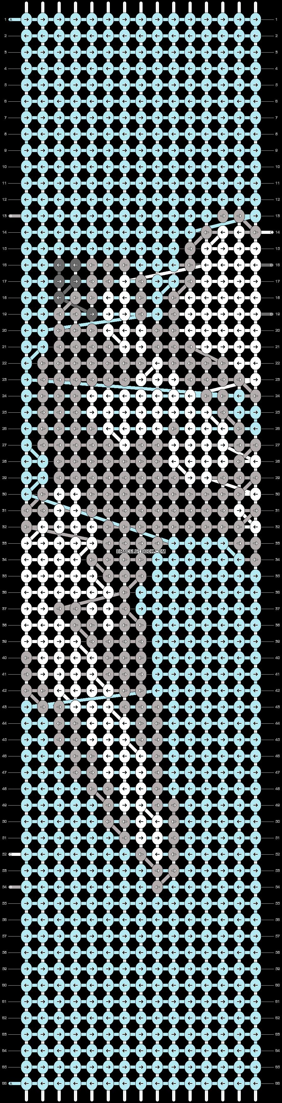 Alpha pattern #81436 variation #149565 pattern