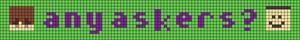 Alpha pattern #74360 variation #149609