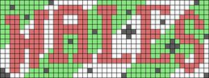 Alpha pattern #82688 variation #149776