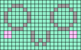 Alpha pattern #43042 variation #149789