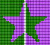 Alpha pattern #82691 variation #149824