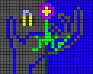 Alpha pattern #82763 variation #149836