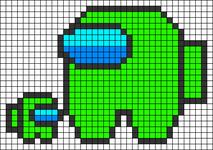 Alpha pattern #82774 variation #149844