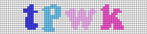 Alpha pattern #43965 variation #149863