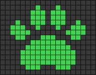 Alpha pattern #78661 variation #149871