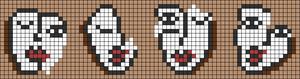 Alpha pattern #78379 variation #149876