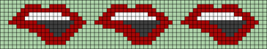 Alpha pattern #78437 variation #149877