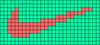 Alpha pattern #5248 variation #149882