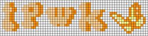 Alpha pattern #75691 variation #150054