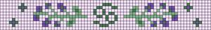 Alpha pattern #76058 variation #150056