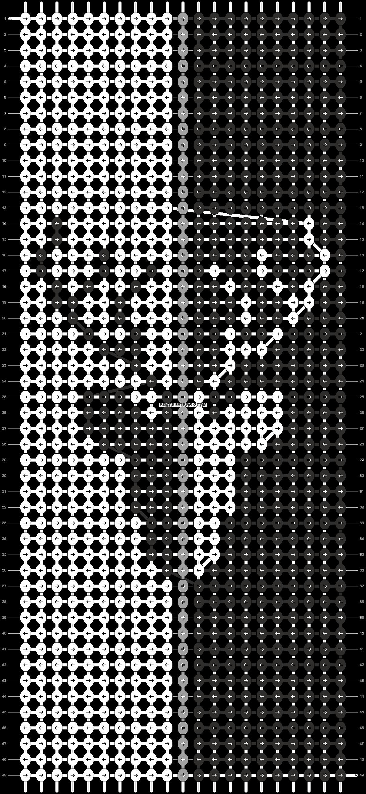Alpha pattern #82798 variation #150097 pattern