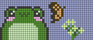 Alpha pattern #78509 variation #150160