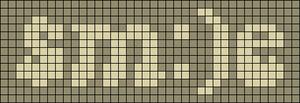 Alpha pattern #60503 variation #150190