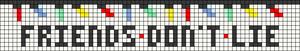 Alpha pattern #75497 variation #150202
