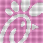 Alpha pattern #82473 variation #150240