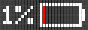 Alpha pattern #68451 variation #150347