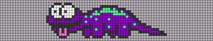 Alpha pattern #80890 variation #150409