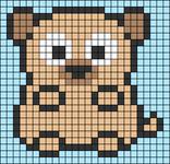 Alpha pattern #68106 variation #150446