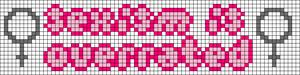 Alpha pattern #83031 variation #150462