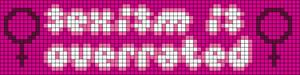 Alpha pattern #83031 variation #150465