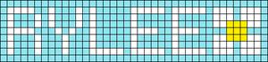 Alpha pattern #3657 variation #150528