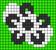 Alpha pattern #80906 variation #150529