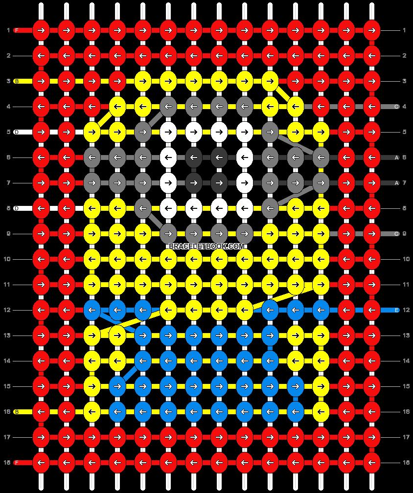 Alpha pattern #65438 variation #150600 pattern