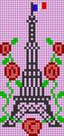 Alpha pattern #32588 variation #150630