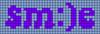 Alpha pattern #60503 variation #150645