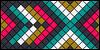 Normal pattern #13254 variation #150664