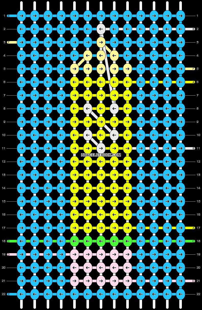 Alpha pattern #54516 variation #150682 pattern
