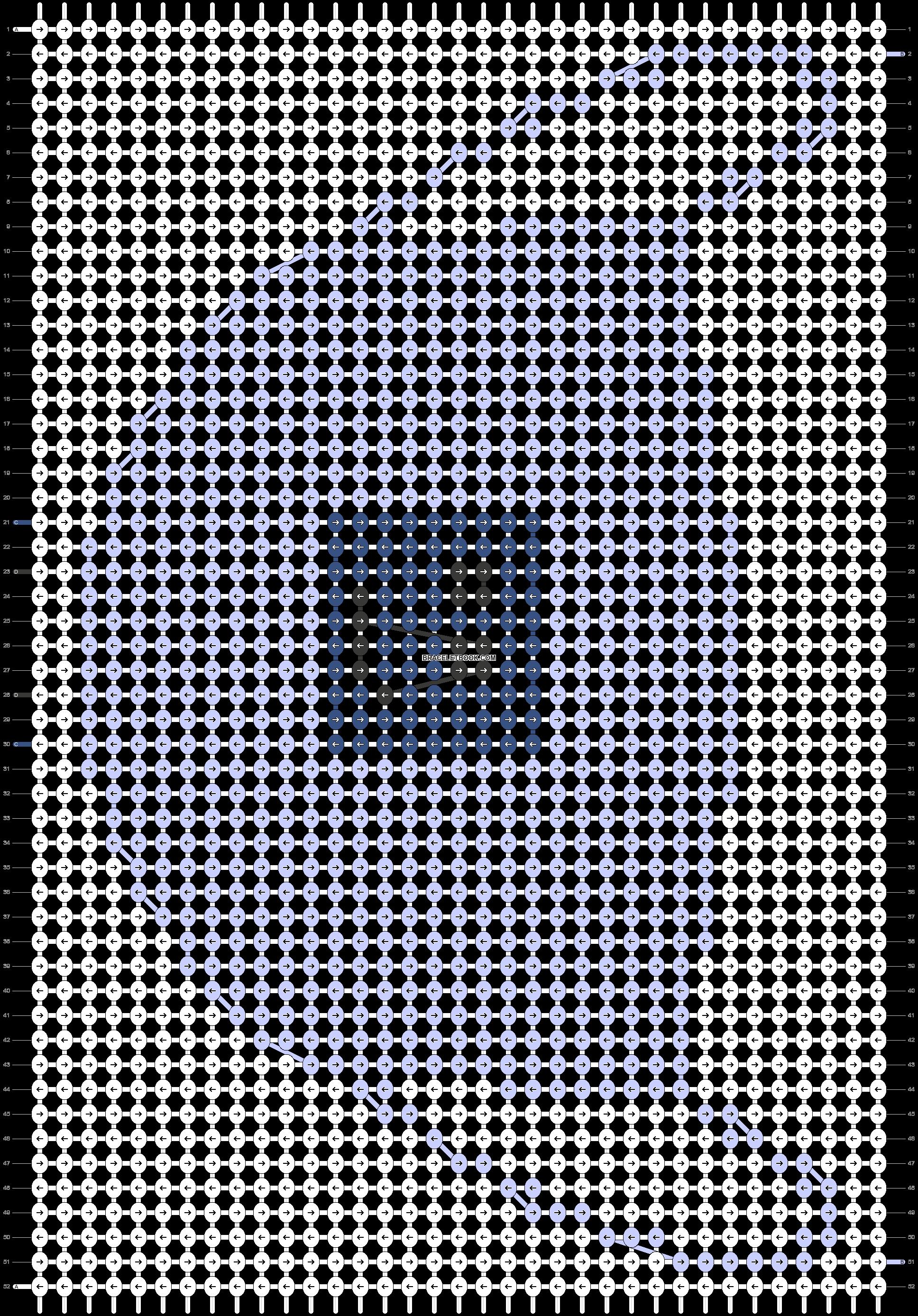 Alpha pattern #73975 variation #150687 pattern